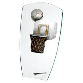 Trofeo basket cm 18