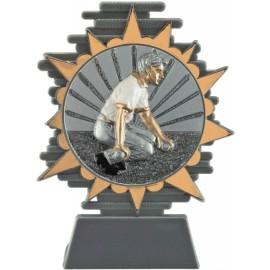 Trofeo bocce cm 14