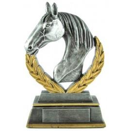 Trofeo cavallo cm 19