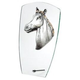 Trofeo cavallo cm 18