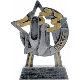 Trofeo danza cm 15