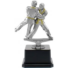 Trofeo judo cm 20