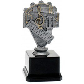 Conf. 6 trofei musica cm 16