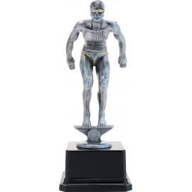 Trofeo nuoto cm 22