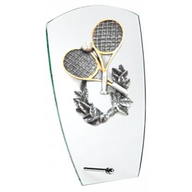 Trofeo tennis cm 18
