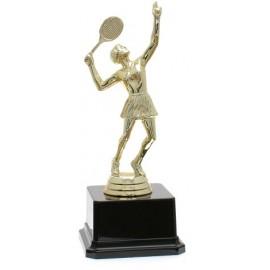 Trofeo tennis cm 19