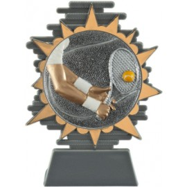 Trofeo tennis cm 14