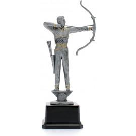 Trofeo tiro arco cm 24