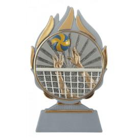 Conf. 6 trofei volley cm 14