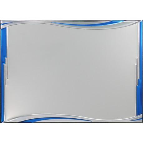 Targa alluminio cm 20x15