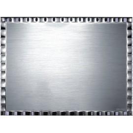 Targa silver cm 16x12