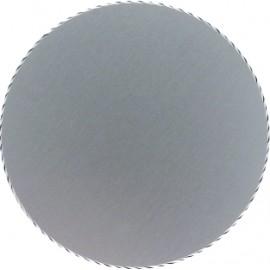 Piatto alluminio cm 7