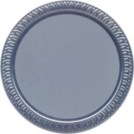 Piatto alluminio cm 22
