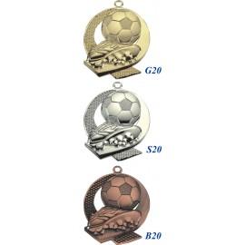 Conf. 50 medaglie mm 42x50