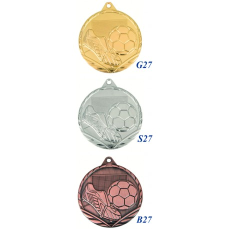 Conf. 50 medaglie mm 45