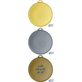 Conf. 50 medaglie mm 50