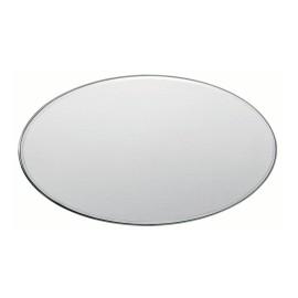 Targa alluminio 16x9,5 S