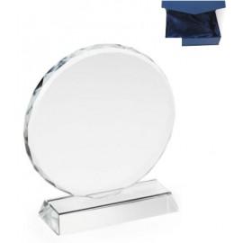 Trofeo cristallo cm 13