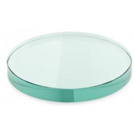 Fermacarte cristallo cm 10x1,2