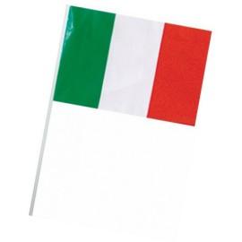 Conf. 10 Bandiere Italia cm 30x45