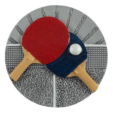 Disco in resina mm 70 tennis tavolo