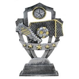 Trofeo calcio cm 18