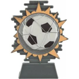 Conf. 6 trofei calcio cm 14