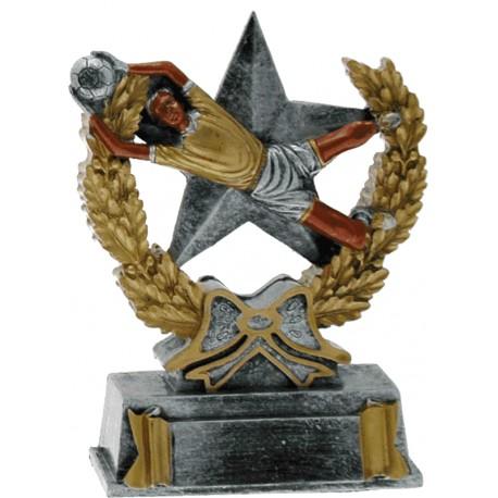 Trofeo portiere cm 14