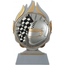 Trofeo auto cm 14