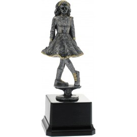 Trofeo ballo cm 18